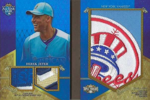2013 Topps Triple Threads Baseball Cards 25