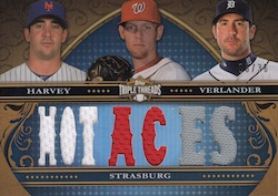 2013 Topps Triple Threads Baseball Cards 36
