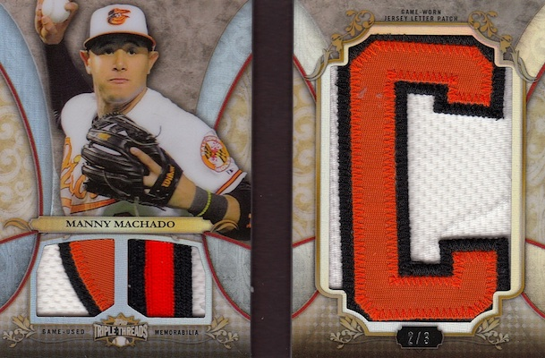 2013 Topps Triple Threads Baseball Cards 33