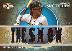 2013 Topps Triple Threads Baseball Cards 34