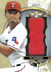 2013 Topps Triple Threads Baseball Cards 38
