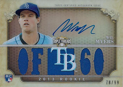 Wil Myers Rookie Card Guide 12
