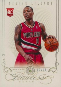 Damian Lillard Rookie Cards Checklist and Guide 7