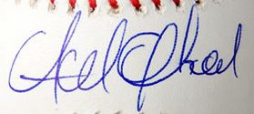 Andrew McCutchen Signature Example