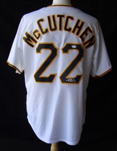Andrew McCutchen Cards and Autographed Memorabilia Guide 23