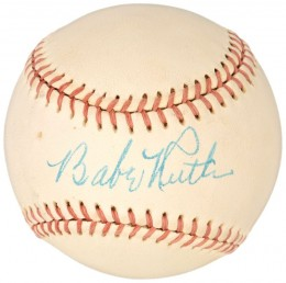 Babe Ruth Autographs and Memorabilia Guide 26