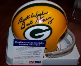 Bart Starr Football Cards, Rookie Card and Autograph Memorabilia Guide 30