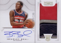 Bradley Beal Cards and Memorabilia Guide 2
