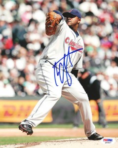 CC Sabathia Signed Photo