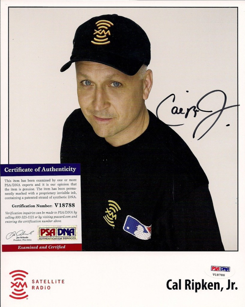 Cal Ripken Jr. Rookie Cards and Autograph Memorabilia Buying Guide 36
