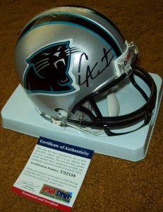 Cam Newton Rookie Cards Checklist and Autographed Memorabilia Guide 53