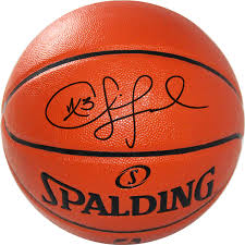 Chris Paul Signed Basketball