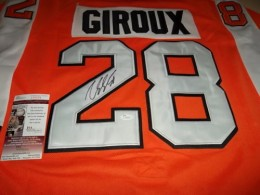 Claude Giroux Cards and Autograph Memorabilia Guide 23