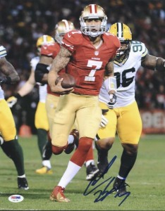 Colin Kaepernick Rookie Cards and Autograph Memorabilia Guide 54