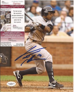 Curtis Granderson Cards, Rookie Cards and Autographed Memorabilia Guide 28