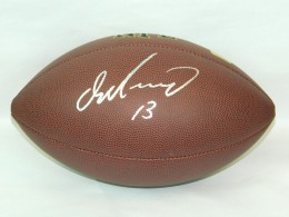 Dan Marino Signed Football