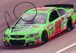 Danica Patrick Signed Photo Car
