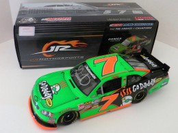 Danica Patrick Signed Photo Diecast