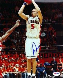 Deron Williams Signed Photo
