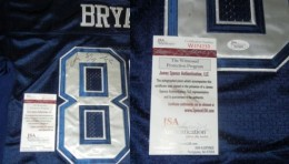 Dez Bryant Signed Jersey