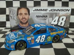 Jimmie Johnson Racing Cards and Autograph Memorabilia Guide 45