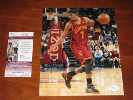 Kyrie Irving Signed Photo