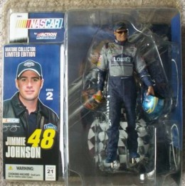 Jimmie Johnson Racing Cards and Autograph Memorabilia Guide 46