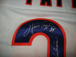 Walter Payton Signed Jersey Close