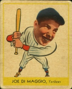 Joe Dimaggio Baseball Cards Rookie Cards Memorabilia More