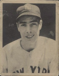 1939 Play Ball Joe DiMaggio RC #26