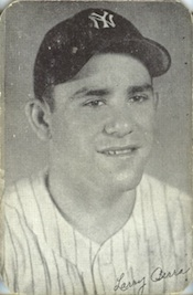 Yogi Berra Cards, Rookie Cards and Memorabilia Guide 1