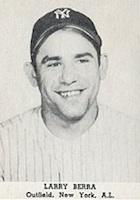 Yogi Berra Cards, Rookie Cards and Memorabilia Guide
