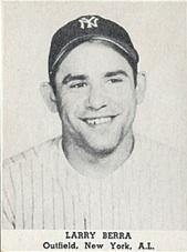 Yogi Berra Cards, Rookie Cards and Memorabilia Guide 2