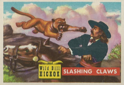 1956 Topps Round-Up Trading Cards 3
