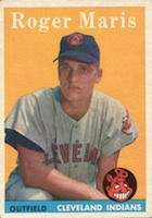 Roger Maris Cards and Autographed Memorabilia Guide