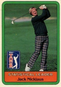 1981 Donruss Golf Cards 4