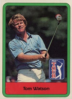 1981 Donruss Golf Cards 27