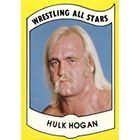 1982 Wrestling All Stars Series A and B Trading Cards