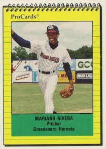 Mariano Rivera Rookie Cards and Memorabilia Guide 2