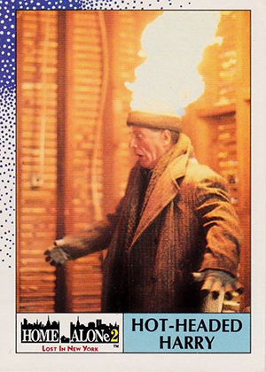 1992 Topps Home Alone 2: Lost in New York Trading Cards 23