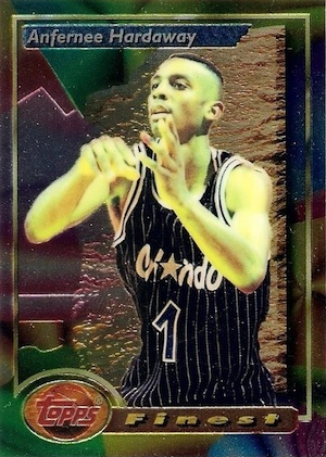 Top 1990s Basketball Rookie Cards 1
