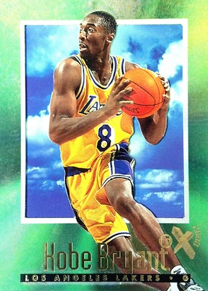 Kobe Bryant Card and Memorabilia Guide 3