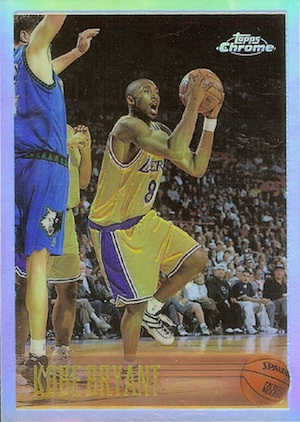 Ultimate Kobe Bryant Rookie Cards Checklist and Gallery 16