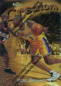 All Hail the Black Mamba! Top 24 Kobe Bryant Cards of All-Time 9
