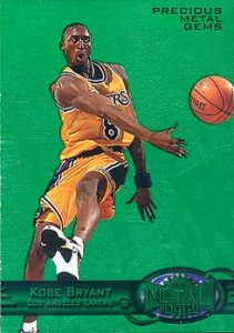 All Hail the Black Mamba! Top 24 Kobe Bryant Cards of All-Time 13