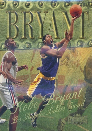 Top 24 Kobe Bryant Cards of All-Time 25
