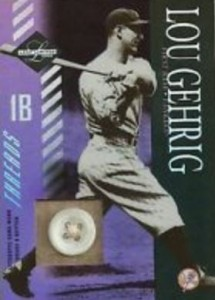 Lou Gehrig Cards, Rookie Cards, and Memorabilia Guide 58