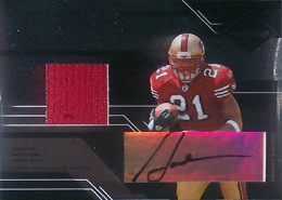 Frank Gore Rookie Cards and Autograph Memorabilia Guide 1