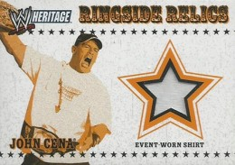 John Cena Cards, Autograph and Memorabilia Guide 3