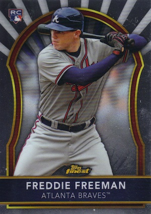 Freddie Freeman Rookie Cards Checklist and Memorabilia Guide 4